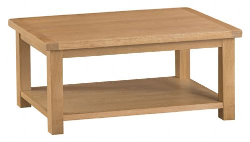 Cornish Oak Coffee Table